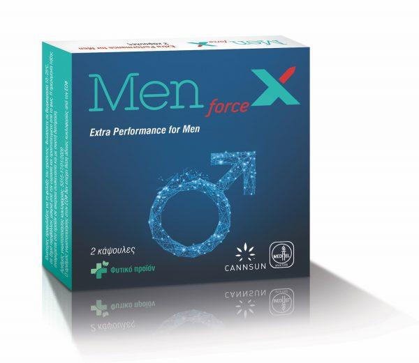 MenforceX®: Extra Performance for Men